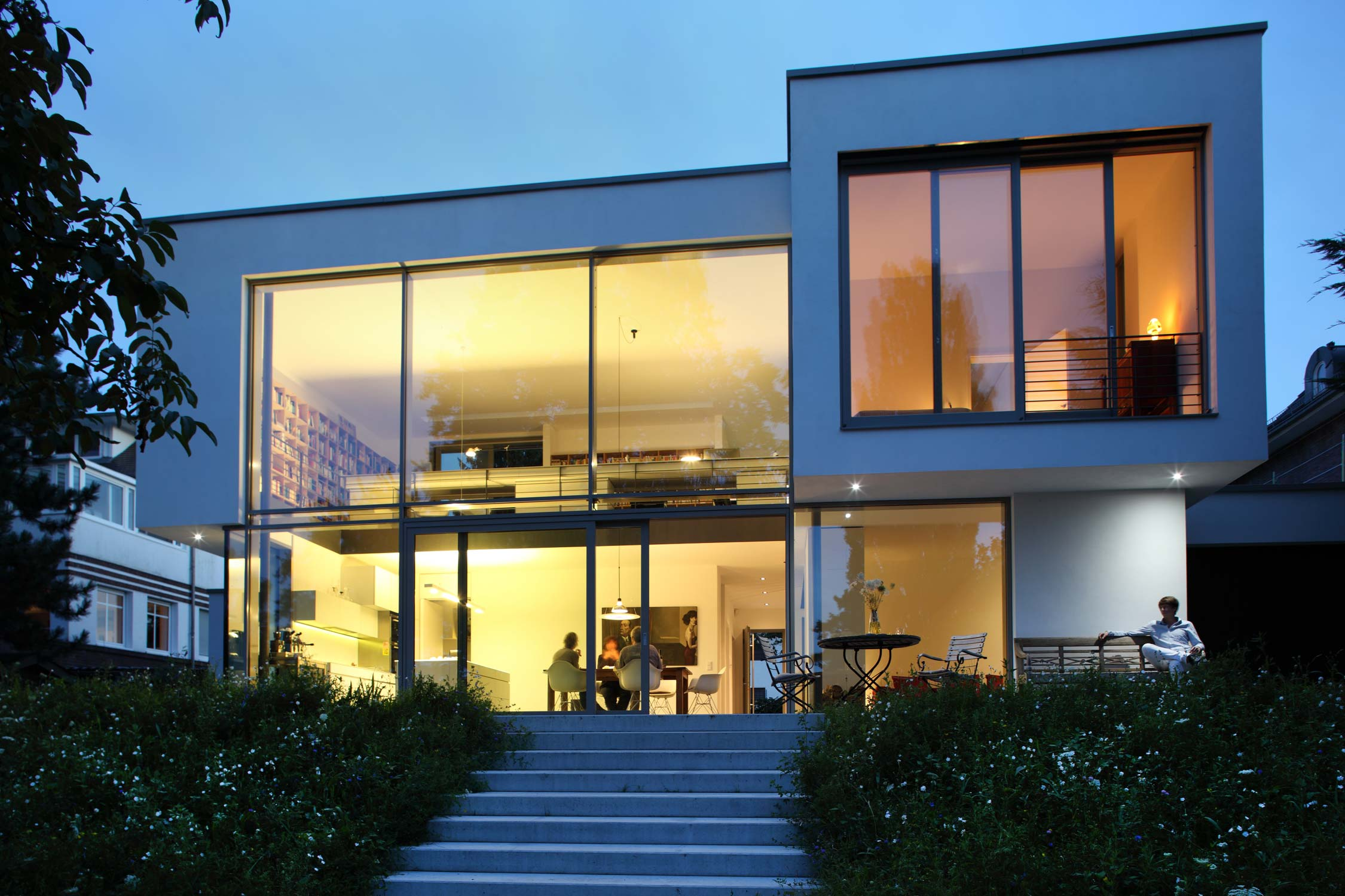 Aktuelles anne lampen architekten architektin in for Massivhaus berlin