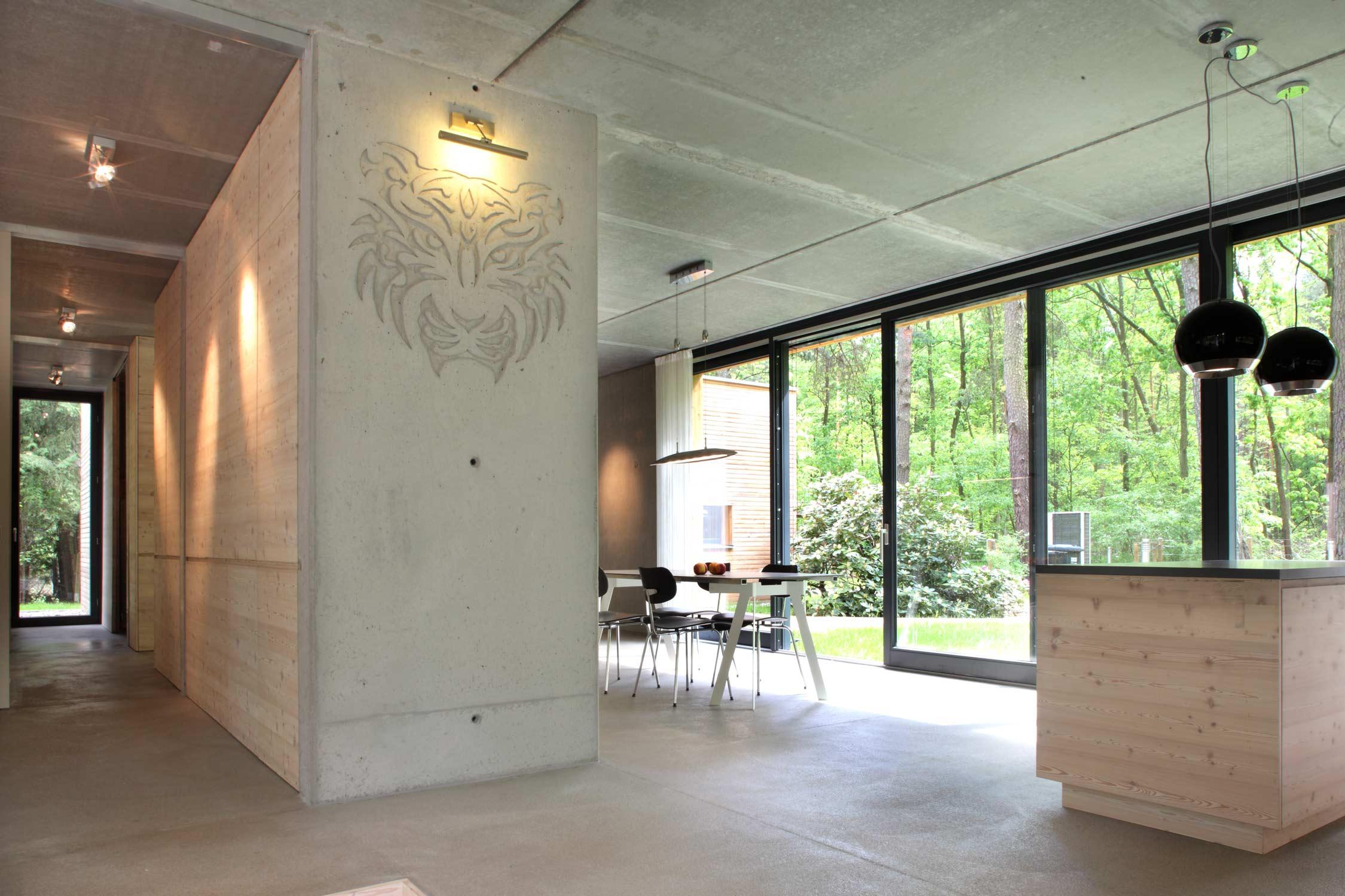 ein mann haus anne lampen architekten architektin in berlin kreuzberg. Black Bedroom Furniture Sets. Home Design Ideas