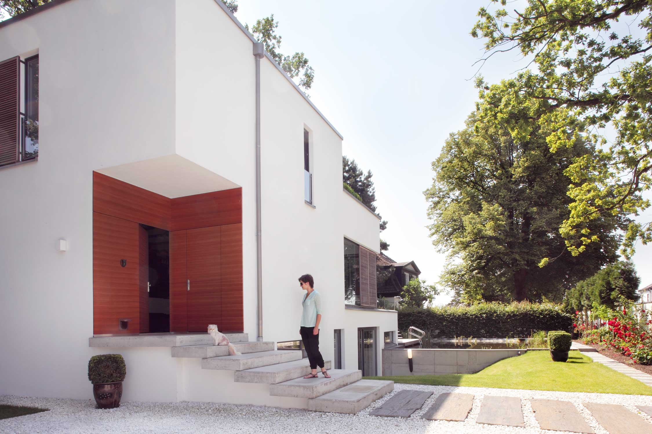 privathaus hamburg anne lampen architekten architektin. Black Bedroom Furniture Sets. Home Design Ideas