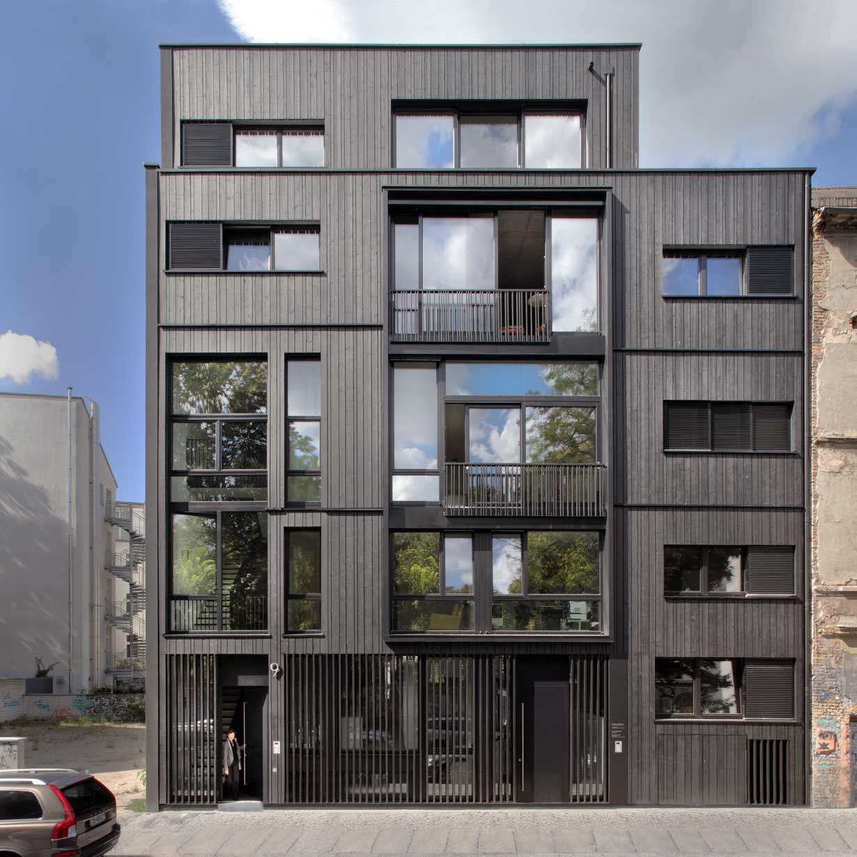 Verschiedene Architekten In Berlin Das Beste Von Berlin-mitte